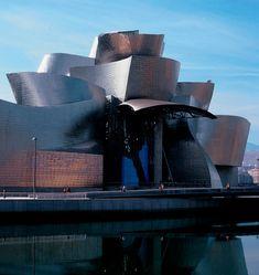 Лучшие работы Фрэнка Гери: Джинджер и Фред в Праге, Музей Гуггенхайма в Бильбао и другие | Admagazine | AD Magazine