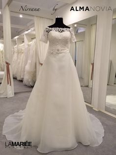 Budapest, Nirvana, Marie, Wedding Dresses, Fashion, Rosa Clara, Bride Dresses, Moda, Bridal Gowns