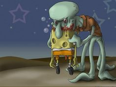 Wildly Dirty And Disturbing Pieces Of SpongeBob Fan Art You'll Never Be Able To Unsee | ViraLuck
