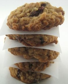 Ingredients: 2 1/2 cups all purpose flour 1 cup butter 3/4 cup sugar 3/4 cup brown sugar 1 tbs baking powder a pinch of salt 2 doses vanilla, powder 2 eggs 2 cups unsweetened chocolate, grated 1/2 cup walnuts 1/2 cup raisins