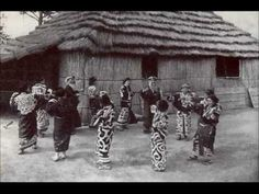 The Ainu or the Aynu It means a human, an ancient population of the Japanese islands. Once also the Ainu lived in Russia and in the lower reaches of […] Ainu People, Asia, Old Pictures, Japanese, Songs, History, World, Image, Colonial