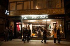 Paper Dress Vintage - fabulous vintage shop by day, fantastic vintage bar/live music hub by night.