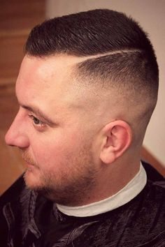 A hard part is a great way to spruce up and define your haircut. You can pair it with a curly combover, short sides long top, undercut fade and many other hairstyles that you can find in our gallery. #menshaircuts #menshairstyles #haircutformen #hairstylesformen #hardpart #shavedline #surgicalline Short Sides Long Top, Long Tops, Short Haircuts, Haircuts For Men, Hard Part Haircut, Undercut Fade, Combover, Crew Cuts, Barber Shop