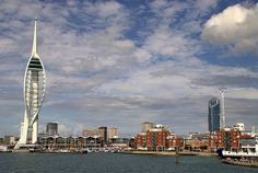 Portsmouth, England. England is my favorite country to visit...Portsmouth & Wickham are my favorite towns. Love.