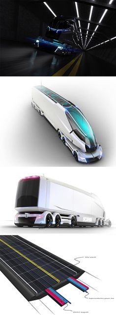 Quantum Levitate introduces an entirely new clean-energy cargo vehicle & transportation system to the market.