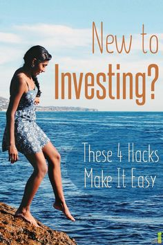 Knowing how to start investing is so scary and overwhelming, but now I feel confident I have the ability to do it! These 4 tips are great!