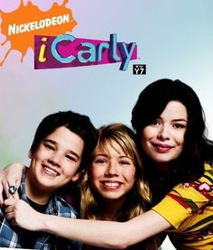iCarly Nickelodeon T.V. Series (2007-2012) | Favorite T.V. Shows ...