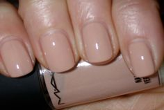 or nude nails