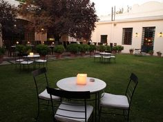 MENDOZA, ARGENTINA. Francis Mallmann Restaurante 1884. A must for fine dining in Mendoza. 1884's cuisine is infused with a combination of Andean and Inca roots under the influence of European immigration. Mallmann is one of Argentina's most famous chefs. Address: Belgrano 1188 - Godoy Cruz   Phone: +54 261 424 2698