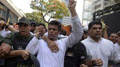 Leopoldo López anunció que comienza huelga hambre junto a Ceballos | Noticias RCN
