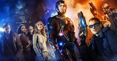 DC's 'Legends of Tomorrow' Trailer Introduces an Epic Superhero Team -- DC's 'Legends of Tomorrow' gets an epic new trailer along with a January 21 premiere date on The CW. -- http://tvweb.com/news/legends-tomorrow-trailer-premiere-date/