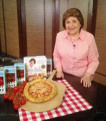 Mary Ann Esposito's Rustic Tomato and Cheese Pie | Meal Makeover Moms