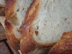 Nem vagyok mesterszakács: Ropogós héjú burgonyás házi kenyér, most szalonnasütéshez Bread, Food, Brot, Essen, Baking, Meals, Breads, Buns, Yemek