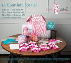 Sprinkle My Candles- Pink Zebra Independent Consultant: HURRY! 48 hr join Pink Zebra BIG special