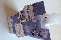 Box in a bag, Stampin up