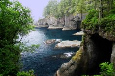 Cape Flattery is at Washington State's northwesternmost point. Amazing, amazing, amazing.