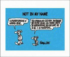 Not in my name | il Giornale 22 novembre 2015