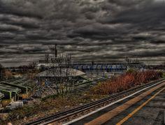 Millwall, The Den by bakermz, via Flickr