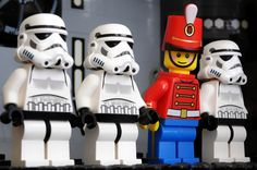 """The Toy Soldier had a feeling that he was in the wrong place… by Lynn """"DigiNik13"""""""