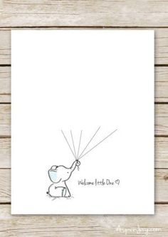Super cute addition to a baby sho… Super cute FREE elephant guest book printable! Super cute addition to a baby shower and a perfect gift for the mama-to-be to display in the nursery! Baby Shower Gifts For Guests, Baby Shower Party Games, Baby Shower Decorations For Boys, Baby Shower Gifts For Boys, Baby Shower Signs, Boy Baby Shower Themes, Baby Shower Cards, Baby Boy Shower, Shower Games