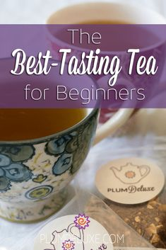 Best Tasting Tea for Beginners and non tea drinker Hot Tea Recipes, Drink Recipes, Best Tea Brands, Best Green Tea, Peppermint Tea, Coffee Tasting, Tea Gifts, How To Make Tea, Slushies
