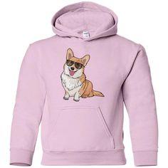 Corgi Dog Hoodie Sweatshirt for Men Women Boys Girls, Dog Lover Mom Dad Gifts Dog Lover Gifts, Dog Gifts, Dog Lovers, Corgi Dog, Boxer Dogs, Corgi Clothes, Dog Socks, Himmelblau, Pembroke Welsh Corgi