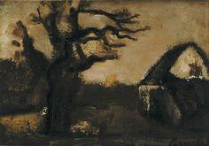 Constant Permeke, FARM AND TREE