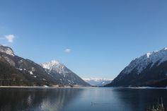 SUP, Achensee, Tirol, Austria, March 2015 Bergen, Paddle Boarding, Bavaria, Outdoor Activities, Tirol Austria, Mountains, March, Travel, Friends