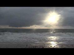 Relaxing Nature Sounds & Video [HD] - Binaural Meditation - ocean w/o music - ReWake