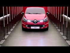 New 2013 #Renault #Clio, an incarnation of the brand's new styling identity
