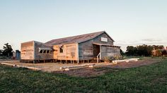 Country Style.  Words Rob Ingram, photography Michael Wee. A community hall returned to its former rustic glory