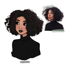 Character Design Illustration~ By Procrastiartist