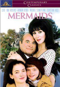 Mermaids: Cher, Bob Hoskins, Winona Ryder, Michael Schoeffling, Christina Ricci, Caroline McWilliams, Jan Miner, Betsy Townsend,...