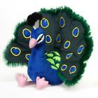 ♮❃ #12 Inch #Sitting Peacock #Plush Stuffed Animal by Fiesta http://ebay.to/2gx8dvw