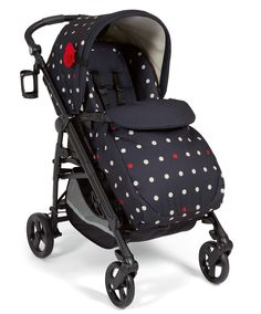 Switch Pushchair - Heritage Spot - Pushchairs - Mamas & Papas