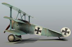 Fokker Dr.I ~ BFD