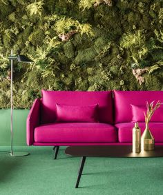 New Costura sofa, a Jon Gasca design: armchair, ottoman, sofa and sofa with chaiselongue Sapporo, Outdoor Sofa, Outdoor Furniture, Outdoor Decor, Sofa Tables, Coffee Tables, Office Sofa, Sofa Frame, Sofa Upholstery