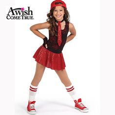Hip Hop Dance Costumes | ... Dance Values 2013: Old Skool - Childs - Hip Hop/Street Dance Costume