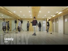 B1A4 - Lonely (없구나) 안무 영상 (Lonely Dance Practice Video). Choreographed by Keone Madrid! ( American/International Choreographers who work with Kpop Artists are the best!). Combines my kpop/anything korean old love/obsession with my new love/obsession with dance choreography videos.