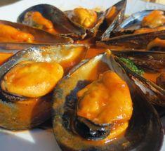 Mejillones al vino., una receta de Pescados y mariscos, elaborada por MARIA MAR DE CASTRO LOPEZ. Descubre las mejores recetas de Blogosfera Thermomix® Madrid Mendez Alvaro