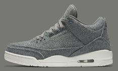Wool Air Jordan Release Next Weekend Air Jordan 3, Jordan Shoes, Jordan Iii, Bling Nike Shoes, Nike Free Shoes, Nike Shoes Outlet, Der Gentleman, Shoe Sites, Nike Air Huarache