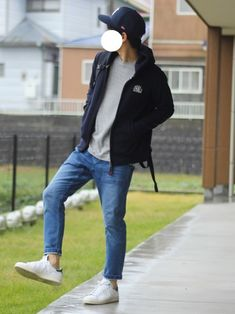 Korean Fashion – How to Dress up Korean Style – Designer Fashion Tips Korean Fashion Men, Geek Fashion, Latest Mens Fashion, Fashion Pants, Urban Fashion, Smart Casual Outfit, Men Casual, Chelsea Boots Outfit, Look Man