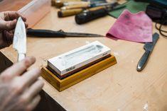 Messer selber schärfen | Daniel Laqua Money Clip, Worth It, Blade, Money Clips