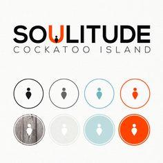 "® Nat Soontornvinate   ""Soulitude"" Brand Identity for Cockatoo Island Sydney (Concept)"