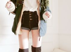 #Ulzzang lovely short