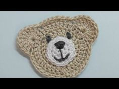 How To Make A Cute Crocheted Teddy Bear Application - DIY Crafts Tutorial - Guidecentral, My Crafts
