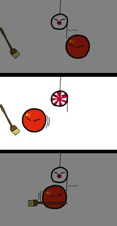 Lights Out (China, Japan) by thexfiles81  #polandball #countryball