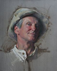 Michael 1 by Nelson Shanks