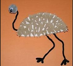 Looking for a Australia Crafts For Kids. We have Australia Crafts For Kids and the other about Play Kids it free. Australia For Kids, Australia Crafts, Australian Art For Kids, Australian Animals, Preschool Crafts, Crafts For Kids, Preschool Ideas, Around The World Theme, Paper Plate Crafts