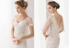Soft by Rosa Clara 2014 Collection - Modern Wedding